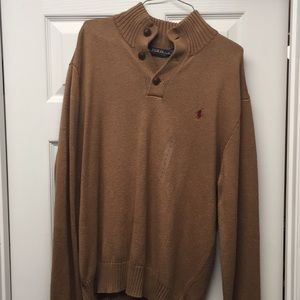 Polo by Ralph Lauren three button sweater